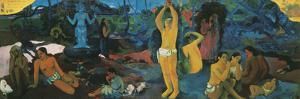 Life's Questions by Paul Gauguin
