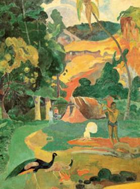 Matamoe by Paul Gauguin