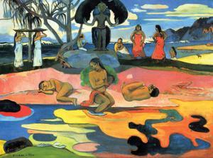 Mohana No Atua by Paul Gauguin