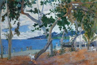 Seashore I, 1887, Island of Martinique