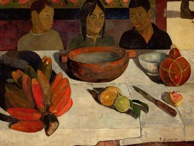The Meal, Bananas, 1891