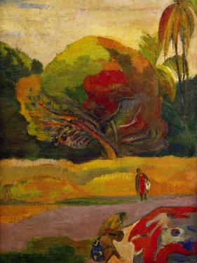Women by the River, 1892 by Paul Gauguin