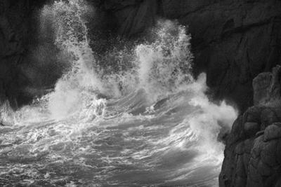 Surging Sea by Paul Gillard