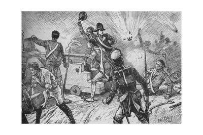 'The Garrison Met The Bombardment Bravely', 1902