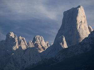 El Naranjo De Bulnes (Picu Urriellu) Central Massif, Picos De Europa, Spain by Paul Harris