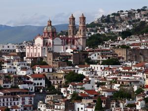 Guerrero, Taxco, Old Silver Mining Town of Taxco, Mexico by Paul Harris