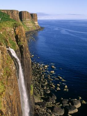 Kilt Rock, Isle of Skye, Scotland by Paul Harris