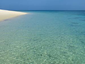 Misali Island and Surrounding Reef, known as Misali Island Marine Conservation Area, Zanzibar by Paul Harris