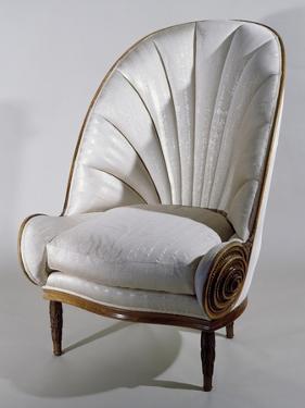 Art Deco Armchair, Ca 1913 by Paul Iribe