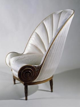 Art Deco Style Armchair, Ca 1913 by Paul Iribe