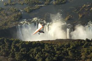 Victoria Falls, Zimbabwe/Zambia by Paul Joynson Hicks