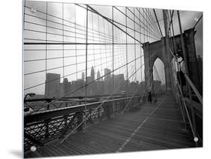 Brooklyn Bridge by Paul Katz
