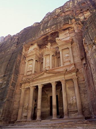 """The """"Treasury"""" Petra, Jordan"""