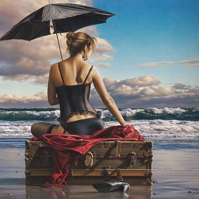 On the Edge of the World by Paul Kelley
