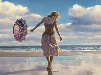 Walking on Broken Clouds by Paul Kelley