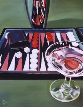 Backgammon by Paul Kenton