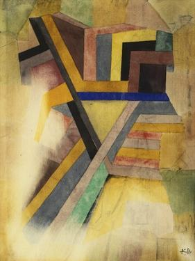 Abstract Painting by Paul Klee