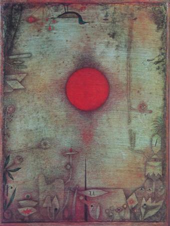 Ad Marginem, c.1930 by Paul Klee