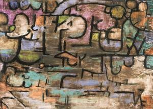 After the Flood by Paul Klee
