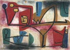 Arrogance by Paul Klee