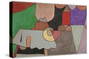 Castle Corner (Burgwinkel), 1932 by Paul Klee
