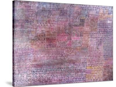 Cathedrals by Paul Klee