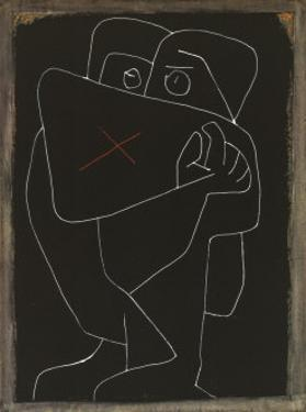 Das Wert-Paket, c.1939 by Paul Klee