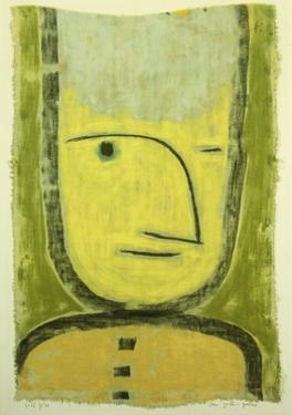 Der Gelb-Grune by Paul Klee