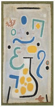 Die Vase by Paul Klee