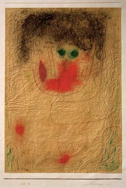 Dulcinea by Paul Klee