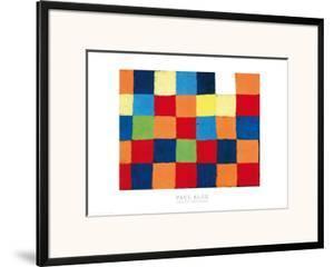 Farbtafel, c.1930 by Paul Klee