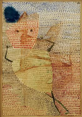 Mask Louse by Paul Klee