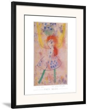 Mit Grunen Strumpfen, 1939 by Paul Klee