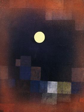 Moonrise by Paul Klee