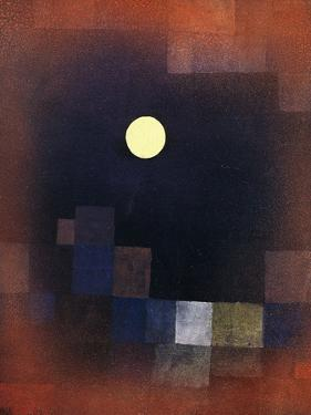 Moonrise by Paul Klee