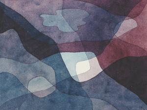 Mountain and Synthetic Air by Paul Klee