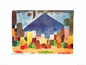 Notte Egiziana by Paul Klee