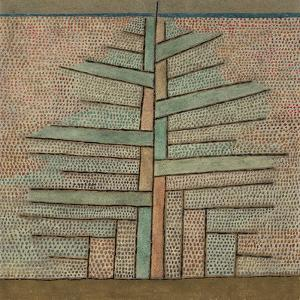 Pine Tree, 1932 by Paul Klee