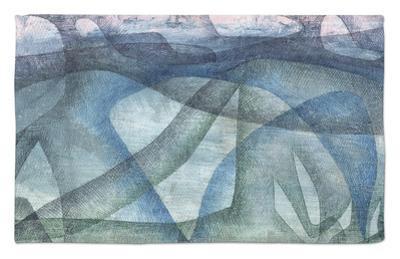 Rainy Day; Regentag by Paul Klee