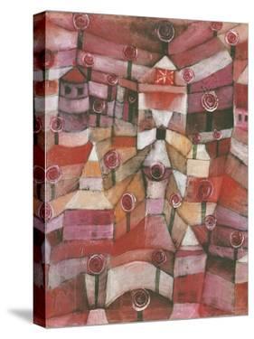 Rose Garden, 1920 by Paul Klee