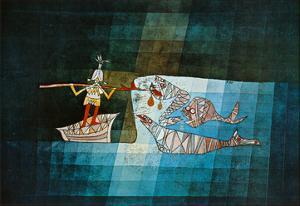 Sinbad the Sailor by Paul Klee