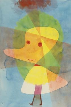 Small Garden Ghost by Paul Klee