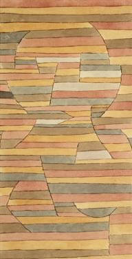 Solitary by Paul Klee