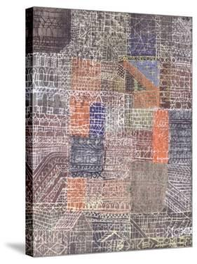 Structural II by Paul Klee