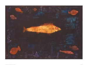 The Golden Fish, c.1925 by Paul Klee