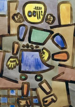Untitled Mannequin by Paul Klee