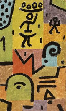Zitronen by Paul Klee