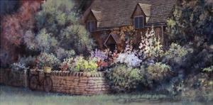 Front Garden by Paul Landry