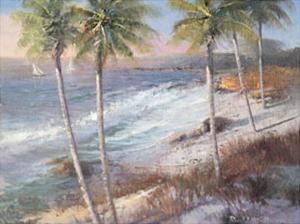 An Island Getaway by Paul Mathenia
