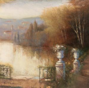 Florentine Lakeshore by Paul Mathenia